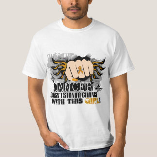 Doesn't Stand A Chance Appendix Cancer T-Shirt