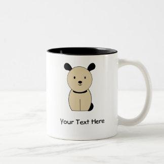 Dog2 customizable coffee mug
