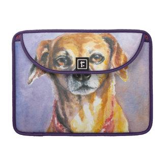 Dog 2 sleeve for MacBook pro