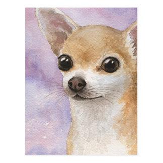 Dog 95 Chihuahua Post Card