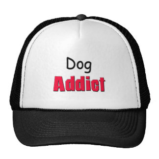 Dog Addict Cap