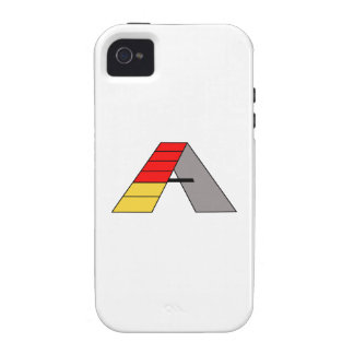 DOG AGILITY A FRAME Case-Mate iPhone 4 COVER