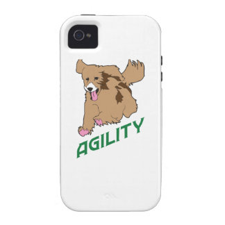 DOG AGILITY iPhone 4/4S COVER