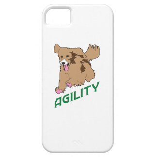 DOG AGILITY BARELY THERE iPhone 5 CASE