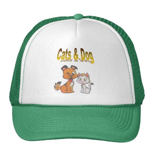 , dog and cat mesh hats