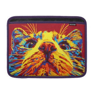 Dog and Cat Mac Book Pro sleeve