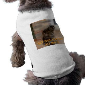 Dog and Cat Sweater Sleeveless Dog Shirt
