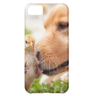 Dog and Chick iPhone 5C Case