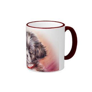 Dog Art Mug