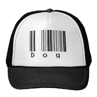 Dog Barcode Hats