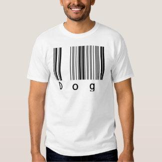 Dog Barcode T Shirt