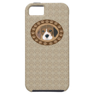 Dog beagle case for the iPhone 5