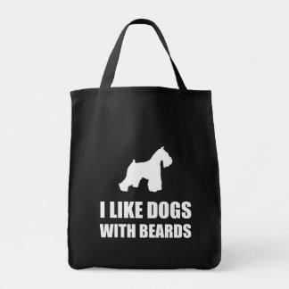 Dog Beard Schnauzer