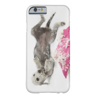 Dog behaviour training barely there iPhone 6 case