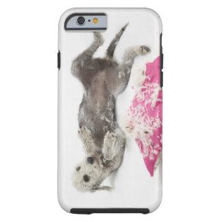 Dog behaviour training tough iPhone 6 case