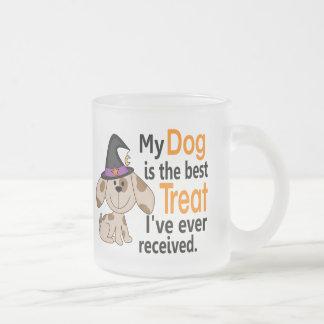 Dog Best Treat Halloween Coffee Mug