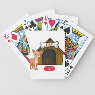 Dog Bicycle Poker Cards