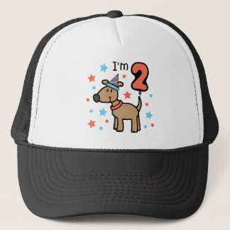 Dog Birthday Two Trucker Hat