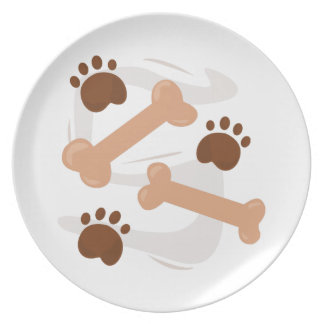 Dog Bones Plate