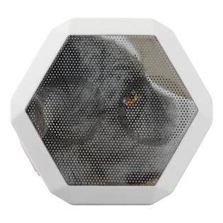 dog white boombot rex bluetooth speaker