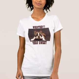Dog Boston Terrier T-Shirt
