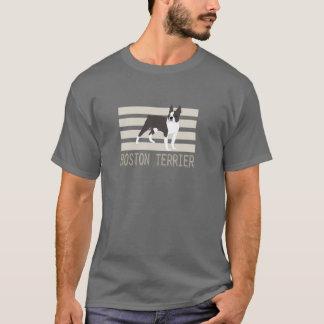 dog-Boston Terrier T-Shirt