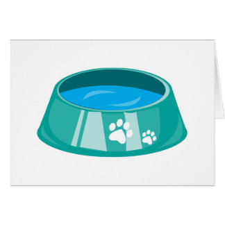 Dog Bowl Cards