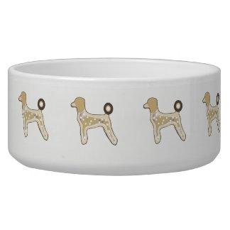 Dog Bowl large custom