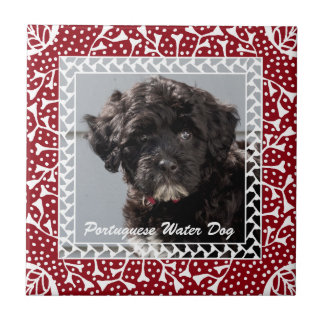 Dog Breed Decorative Tile