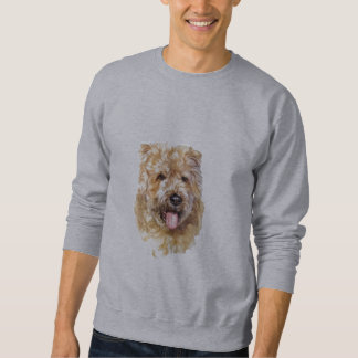 DOG BRET SWEATSHIRT FOTC FLIGHT OF THE CONCHORDS