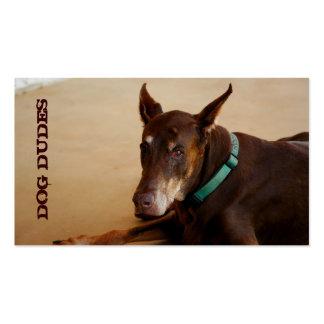 Dog Business Card Great Dane