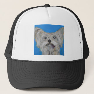 dog by eric ginsburg trucker hat