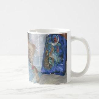 Dog Can't Wait For Santa Coffee Mug