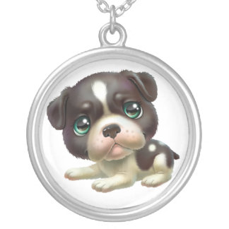 Dog cartoon jewelry
