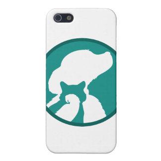 Dog Cat Bird Case For iPhone 5