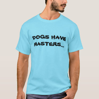 DOG CAT FUNNY T-Shirt