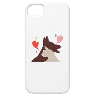 Dog & Cat iPhone 5 Case