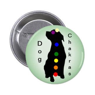 Dog Chakras button
