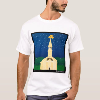 Dog Chapel T-Shirt - Stephen Huneck