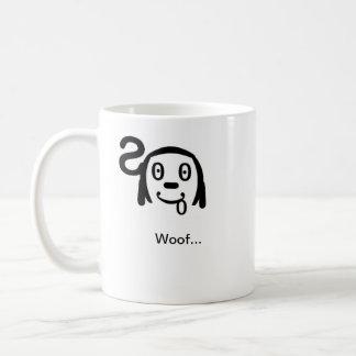 Dog Character Mug