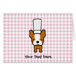 Dog Chef Art Personalised