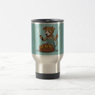 Dog Chef Stainless Steel Travel Mug