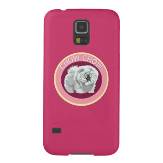 Dog chow chow case for galaxy s5