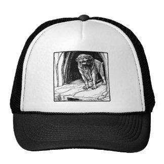 dog-clip-art-12 trucker hat