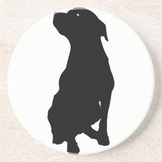 Dog Drink Coaster