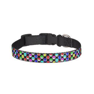 DOG Collar Beads STRIPE Animal Gifts NavinJoshi
