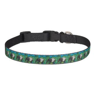 Dog Collar: Tiny Tapir Pet Collar