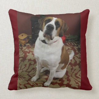 Dog Command Pillow- Sit Cushion