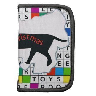 Dog Crossword with Dachshund Organizer