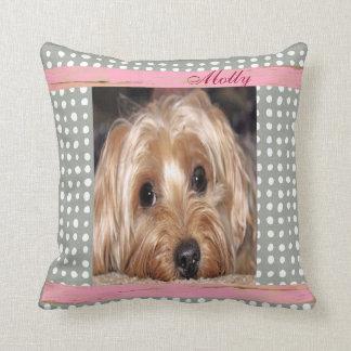 Dog Customizable Pet Photo Cushion